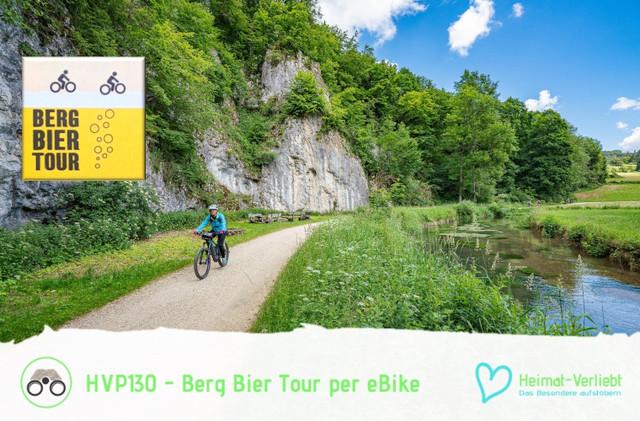 Berg-Bier-Tour in Münsingen