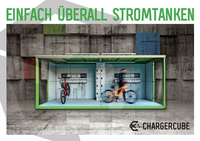 chargecube Flyer