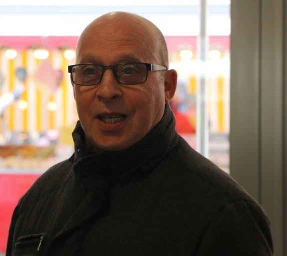 Aniello Della Rocca vom Team der Touristik Information Münsingen.